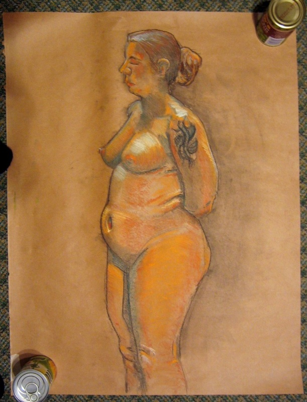 LifeDrawing – Warwick – 2