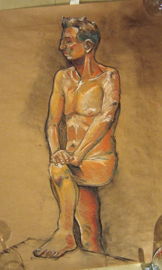 LifeDrawing – Warwick – 4